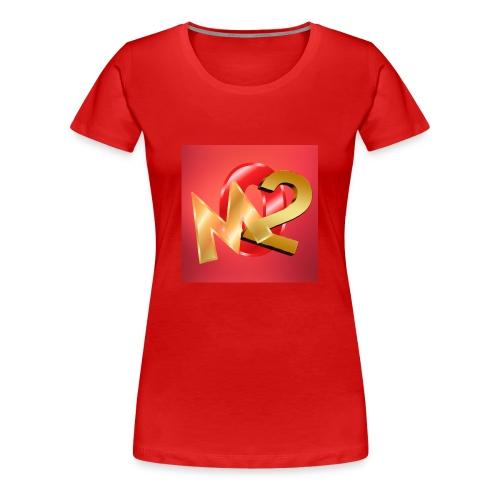 02M - Premium-T-shirt dam