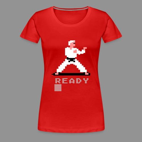 READY - Frauen Premium T-Shirt