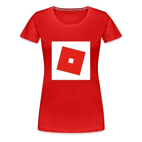 ROBLOX best T-Shirts - Women's Premium T-Shirt