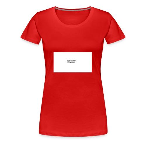 longitude - Women's Premium T-Shirt
