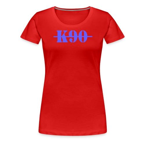 K90 Art Clothing - Women's Premium T-Shirt