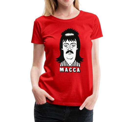 70s Bassists - MACCA - Women's Premium T-Shirt