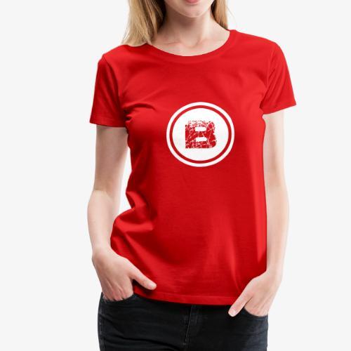 Buford B weiß - Frauen Premium T-Shirt