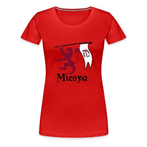 Miesya Shirt Man - Vrouwen Premium T-shirt
