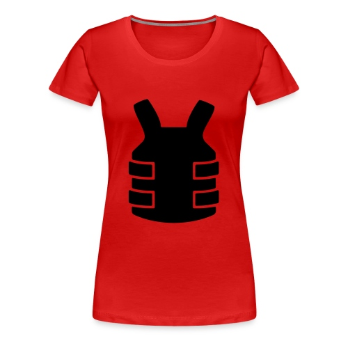Bullet Proof Design - Women's Premium T-Shirt