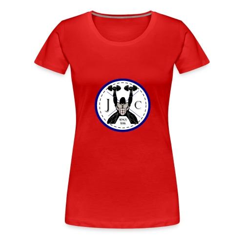 T-Shirt Basique Col Rond - JC - T-shirt Premium Femme