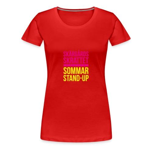 Keps - Premium-T-shirt dam