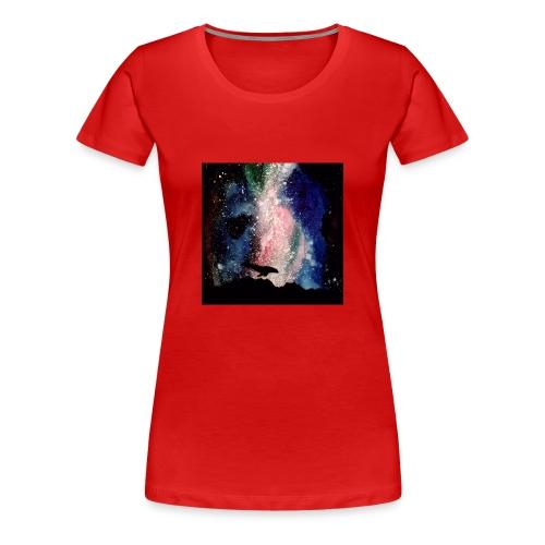 Whales - T-shirt Premium Femme