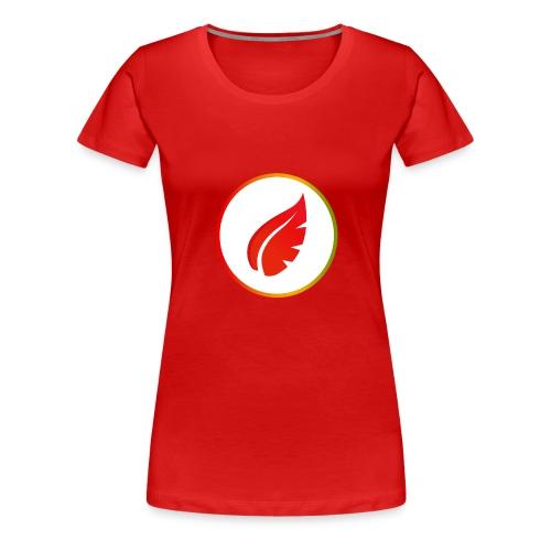 Red Autumn - T-shirt Premium Femme