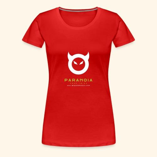 album - Camiseta premium mujer