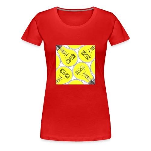 Dandi Idee - Maglietta Premium da donna