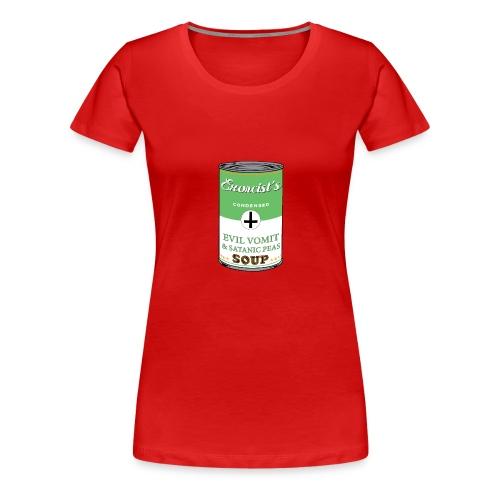 Exorcist's soup - T-shirt Premium Femme