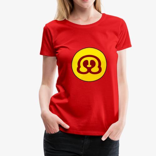 MadGamerNL-BaseLogo - Vrouwen Premium T-shirt