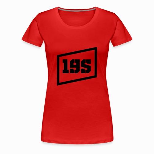 19series Logo - Frauen Premium T-Shirt