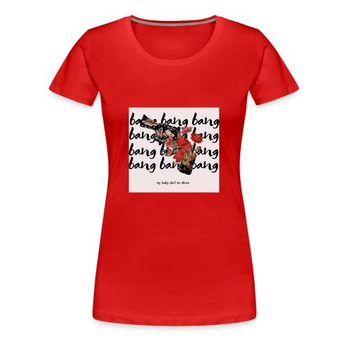 bamg_bang-jpg - Camiseta premium mujer