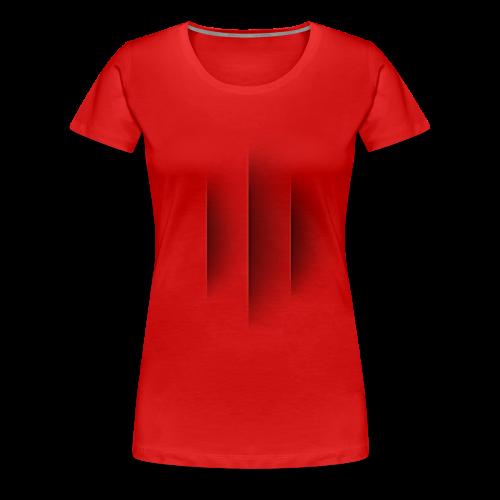 CutShirt Pt.1 - Maglietta Premium da donna