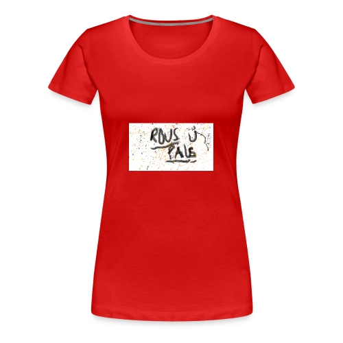 rous pals merch - Women's Premium T-Shirt