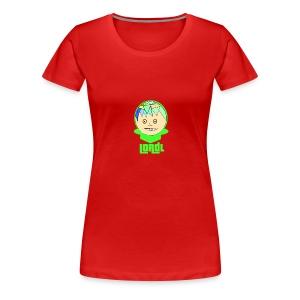 Lord L Comic - Frauen Premium T-Shirt