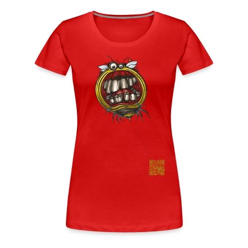 Killerbee [00110100] - Women's Premium T-Shirt