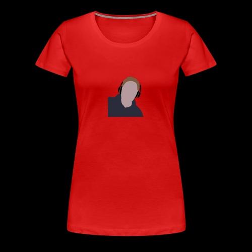 JanMagnis Official T-Shirts - Premium T-skjorte for kvinner
