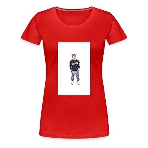Silik Comic - Frauen Premium T-Shirt