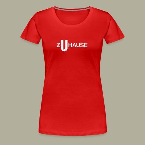 Zuhause in Dortmund - Frauen Premium T-Shirt