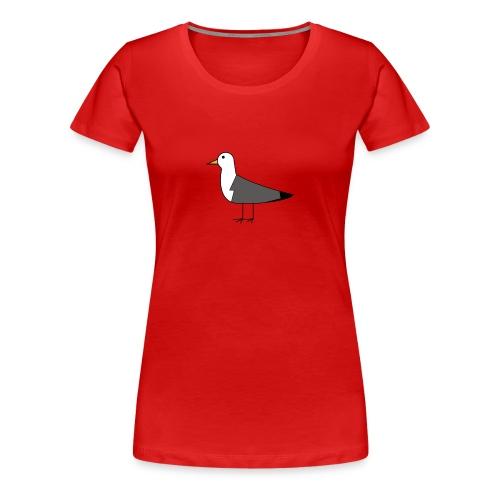 Seagull - Women's Premium T-Shirt