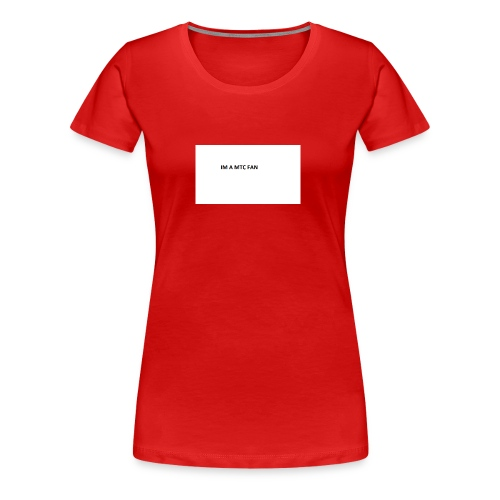 Mtcfan - Women's Premium T-Shirt