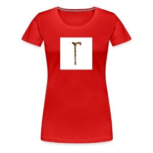 Stok - Vrouwen Premium T-shirt