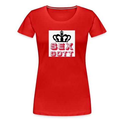 4 - Frauen Premium T-Shirt