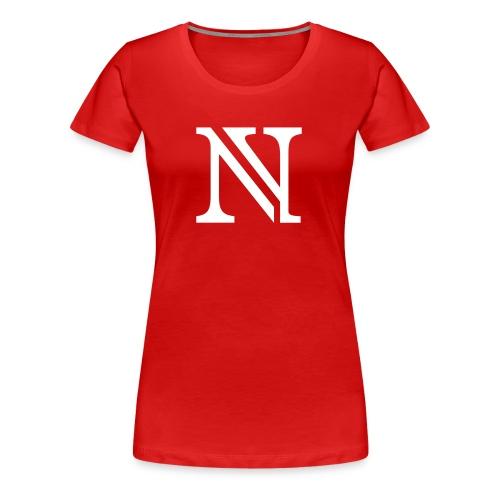 N allein - Frauen Premium T-Shirt