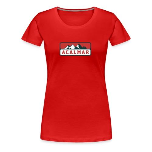 acalmar logo - Frauen Premium T-Shirt