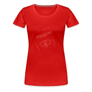 The Stealthless Game with Family Light - Women's Premium T-Shirt