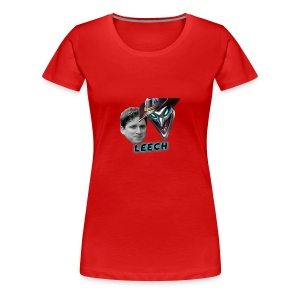 LEECH Kappa TC Logo - Twisted Cloned Lim. Edition - Women's Premium T-Shirt