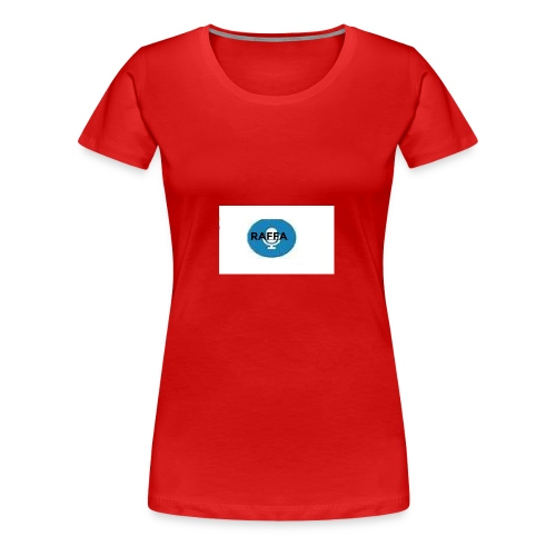 Raffa2 - Frauen Premium T-Shirt
