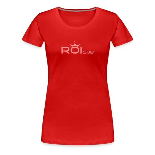 roisub - Maglietta Premium da donna
