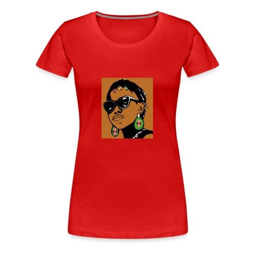 Reggea - Frauen Premium T-Shirt