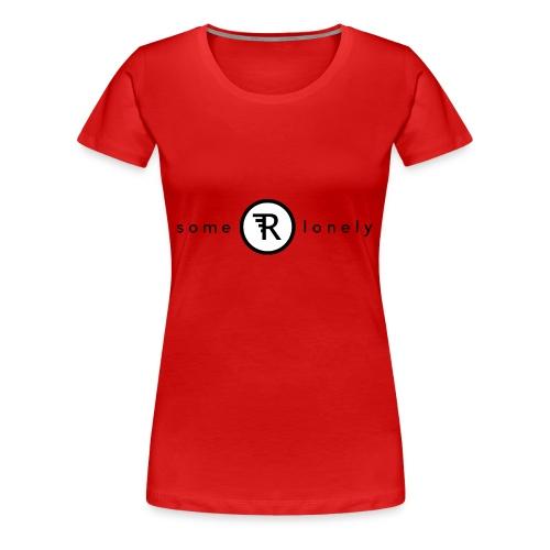 T-shirt premium Tonåring - Premium-T-shirt dam