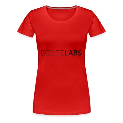 DELITELABS t-shirt girls - Women's Premium T-Shirt