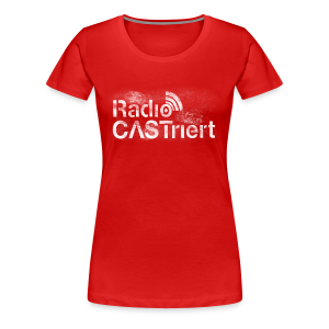 Staffel 2 Logo Edition - Frauen Premium T-Shirt