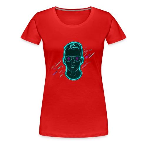 GREG DELA - T-shirt Premium Femme
