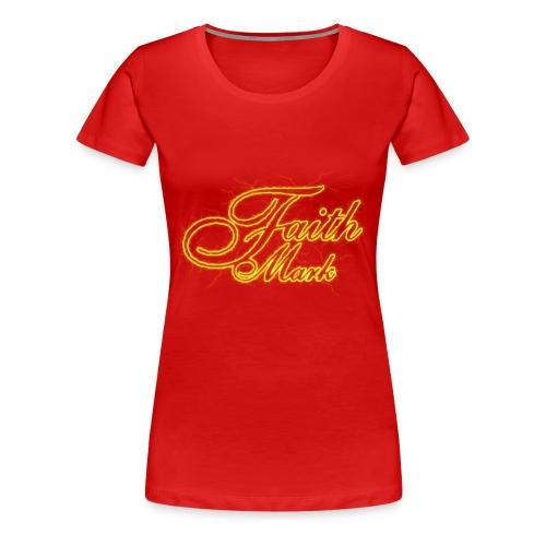 FaithMark-SpreadShirt-Electrical - Vrouwen Premium T-shirt