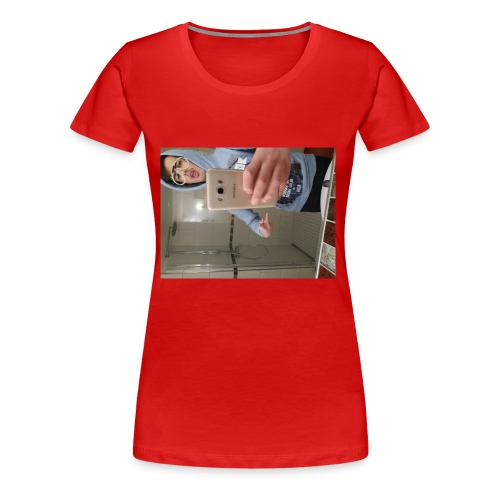 20180101 011454 - Frauen Premium T-Shirt