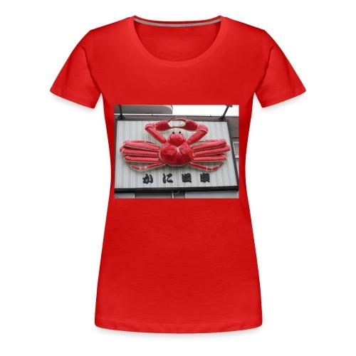 TOKYO 2 - T-shirt Premium Femme