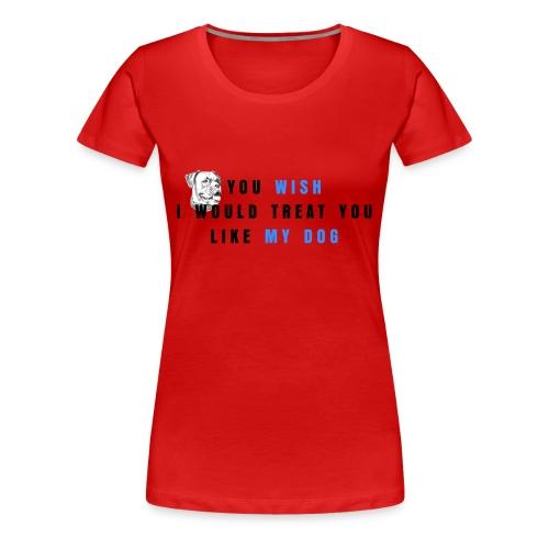 Boxer-Tayra - Koszulka damska Premium