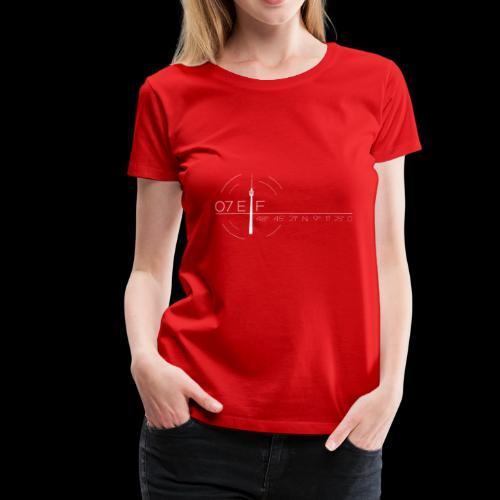 Stuttgart - Frauen Premium T-Shirt