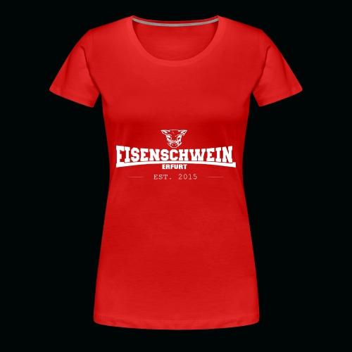 Eisenschwein Streetwear - Frauen Premium T-Shirt