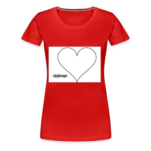 AglifestyleMerch💕 - Frauen Premium T-Shirt