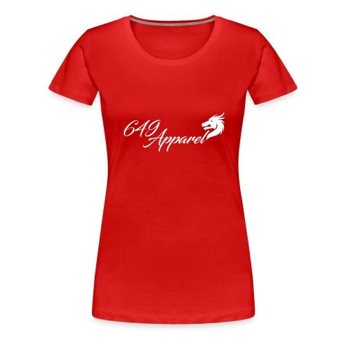 Mens T-Shirt - Women's Premium T-Shirt