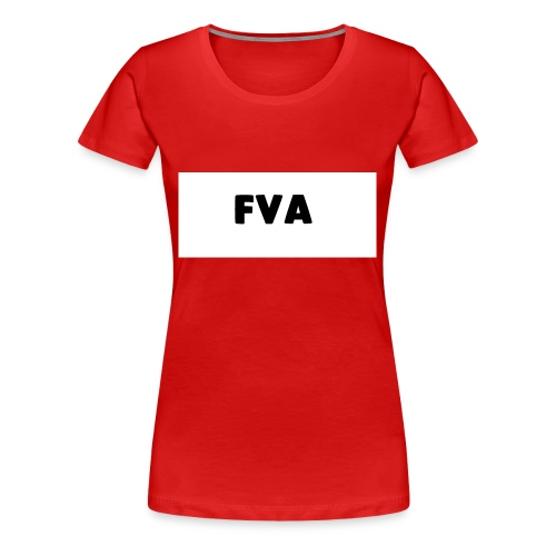 fvamerch - Women's Premium T-Shirt